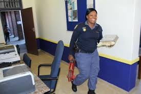 officers enjoy revamped customer service centre boksburg advertiser officers enjoy revamped customer service centre