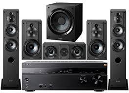 home theater sound system. Brilliant Sound Amazoncom Sony 72 Channel 3D 4K AV Surround Sound Multimedia Home  Theater System Electronics On System E