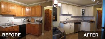 how to refinish kitchen cabinets with limited budget ward log homes