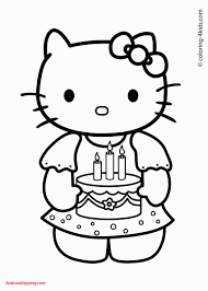 Unique Hello Kitty Rainbow Coloring Pages Androsshipping Com Sheets
