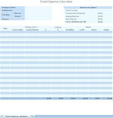 travel log templates business travel log template and personal mileage expense