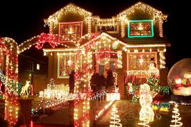 easy outside christmas lighting ideas. Baby Nursery: Charming Images About Christmas Lights Tavern On The Green Outdoor And Logs: Easy Outside Lighting Ideas T