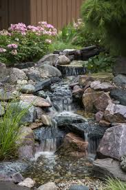 Backyard Pond And Waterfall Designs Pin On Ponds And Water Features