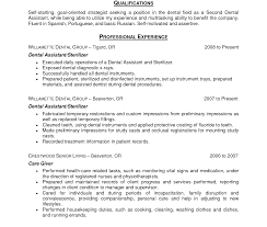 Dental Assistant Objective For Resume Resume Current Job Free Creative Templates Orthodontist Dr Rowe 89