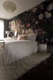 Preciously Me blog : One Room Challenge - Bedroom makeover reveal. Ellie  Cashman Dark Floral