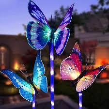outdoor decorative garden solar lights