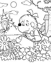 Garden Coloring Pages Charming Garden Coloring Pages Remarkable