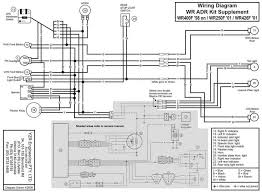 baja designs wiring diagram wr 400 426 450 thumpertalk by wrooster posted 17 2003