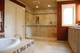 Master Bathroom Design Ideas designing 20 bathroom design using brown travertine bathroom flooring including master bathroom shower and reddish brown
