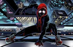 Ultimate Spider Man Miles Morales Hd ...