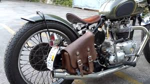 1967 triumph bonneville t120 bobber for sale youtube