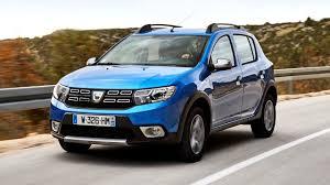 New Dacia Sandero Stepway - driving footage 2016 - YouTube