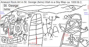 Ancient World Blog Anasazi Ancestral Pueblo Rock Art In St