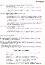 Example Engineer Resumes 52 Well Designed Junior Software Engineer Resume Example You