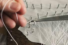 Diy String Art Diy Personalized String Art Tree
