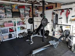 diy the garage gym