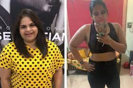 Tamil Actor Vidyullekha Raman Shares Her Weight Loss Journey, Says 'Today I  am Confident' | India.com