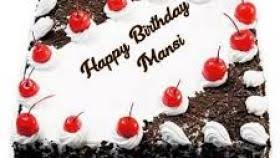 Happy Birthday Mansi Cake Images How To