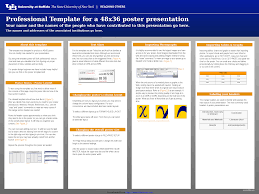 Research Poster Template 1 48 36 Pdfsimpli