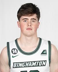 Leo Gallagher - Men's Basketball - Binghamton University Athletics