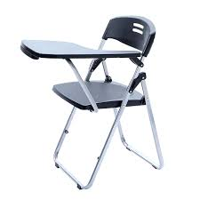 simple office chair. High Quality Modern Simple Office Chair With Writing Board Staff Conference Training Folding Portable Stable