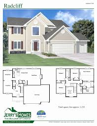 Best Of 4 Bedroom 2 5 Bath 2 Story House Plans House Plan