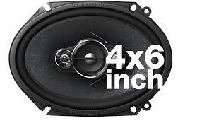 best car speakers. the best 4x6 car speakers review
