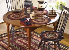fascinating collection in country kitchen rugs braided of for