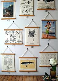 best way to hang pictures without damaging the wall creative ways hang posters amazing design how best way to hang pictures without damaging