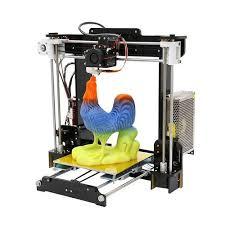 Polyamide (PLA) Black <b>Anet A8</b> Full DIY <b>Desktop</b> Cheap <b>FDM</b> 3D ...