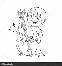 Music Coloring Pages Pictures Of Photo Albums Cello Coloring Page ...