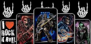 <b>Heavy Metal Rock</b> Wallpaper – Apper på Google Play