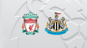 Live: Liverpool v Newcastle United | Premier League