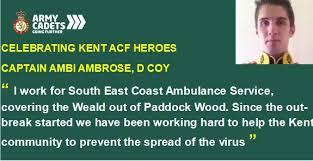 Celebrating Kent ACF heroes - we salute... - Kent Army Cadet Force ...