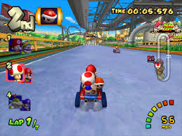 Image result for mario kart double dash