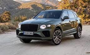 2021 Bentley Bentayga Review Best Suv Cars Bentley Luxury Suv
