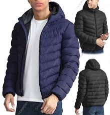 Boys Quilted Coat | eBay & NEW BOYS Winter JACKET COAT HOODED Boy Padded Quilted AGE 7 8 9 10 11 12 Adamdwight.com