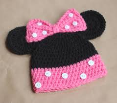 Minnie Mouse Crochet Pattern Free