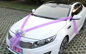 Wedding Car Decorations Accessories