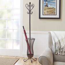 Coat Rack Tree Stand Adorable Vintage Entryway Furniture Metal Coat Rack Tree Stand Umbrella