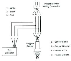 oxygen sensor wiring diagram wiring diagram and schematic design change the 2nd o2 sensor on drivers side new wiring