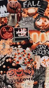 Halloween Aesthetic Wallpaper - EnJpg