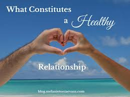 What Constitutes A Healthy Relationship? | Narcissism Recovery and ...