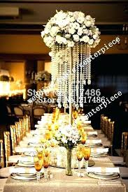 table top chandelier chandelier table decorations crystal