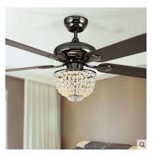 chandelier ceiling fan contemporary