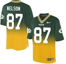 Nelson Packers Green Jersey Bay