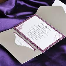 elegant purple and gray pocket wedding invitation cards ewpi027 as Printable Wedding Invitation Kits Purple printable gray and purple pocket wedding invitation sets ewpi027 · printable gray Printable Wedding Invitation Templates Blank