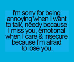 IM SORRY QUOTES image quotes at hippoquotes.com via Relatably.com