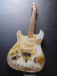 25 best left handed bass trending ideas left standard fender stratocaster left handed vintage white aged heavy relic rare fender