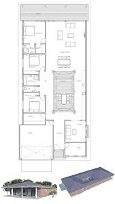 narrow lot modern house plans best ideas for building home on a narrow lot images on
